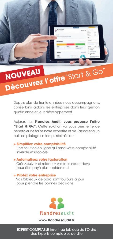 Place des Experts, offre Start & Go