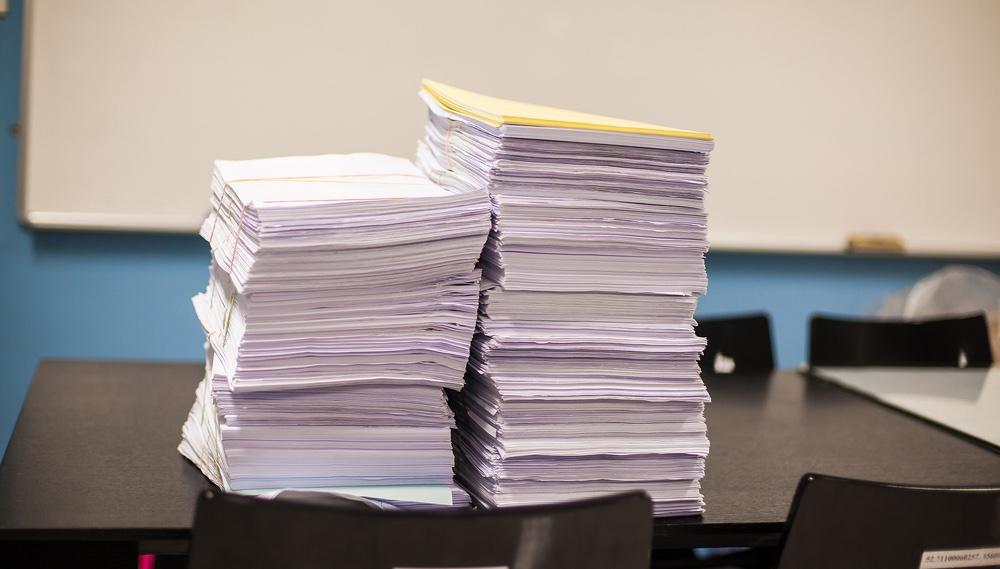 Conservation des documents d'entreprise
