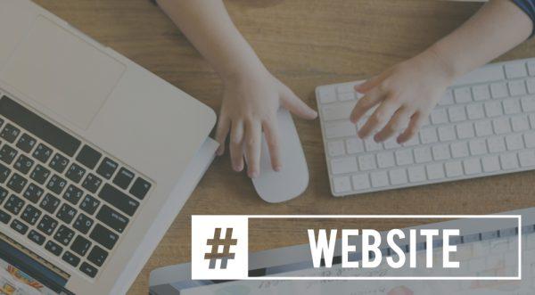 Création d'un site internet pour son entreprise