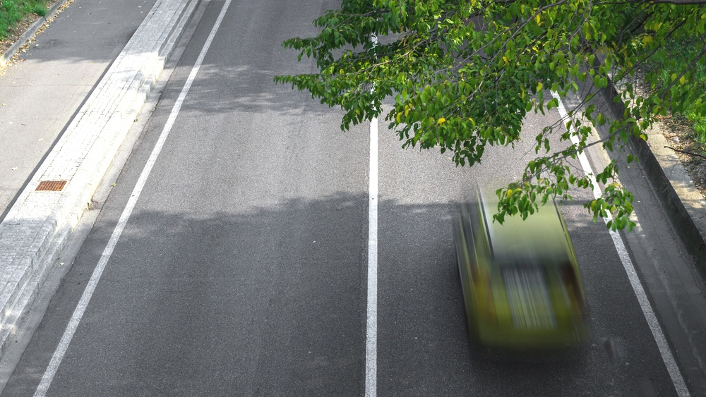 Infraction routière